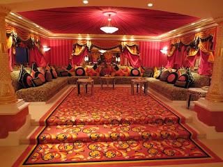 Tampil Hotel Mewah Burj Al Arab di Dubai - 6