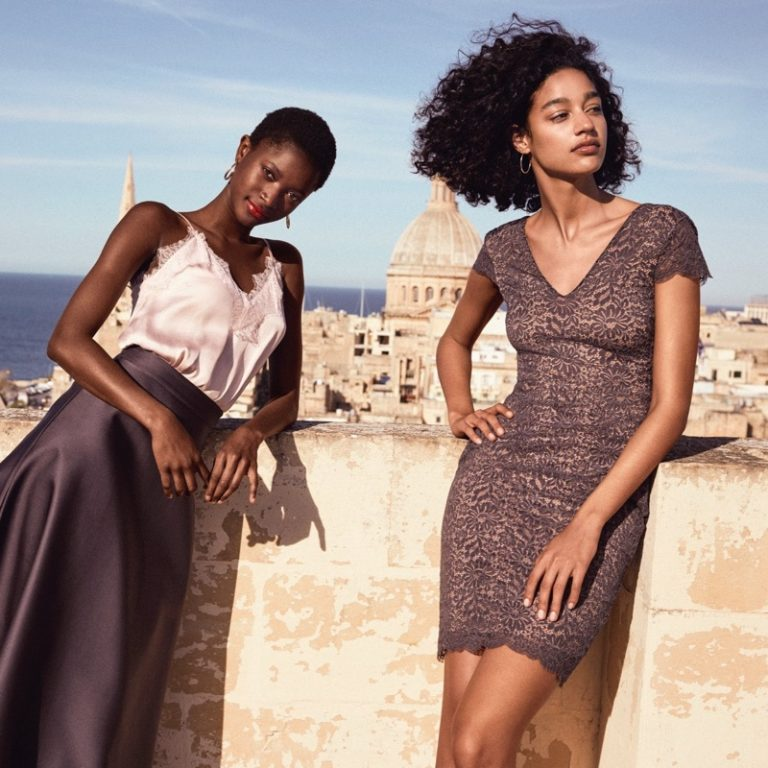 H&M 'All Dressed Up' Summer 2018 Lookbook