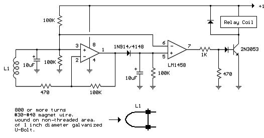 AC Line Current Detector Circuit Schematic Diagram - The Circuit Ac Current Sensor Schematic Diagram on