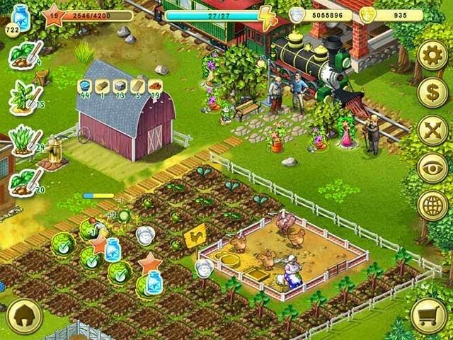 المزرعة السعيدة - تحميل العاب