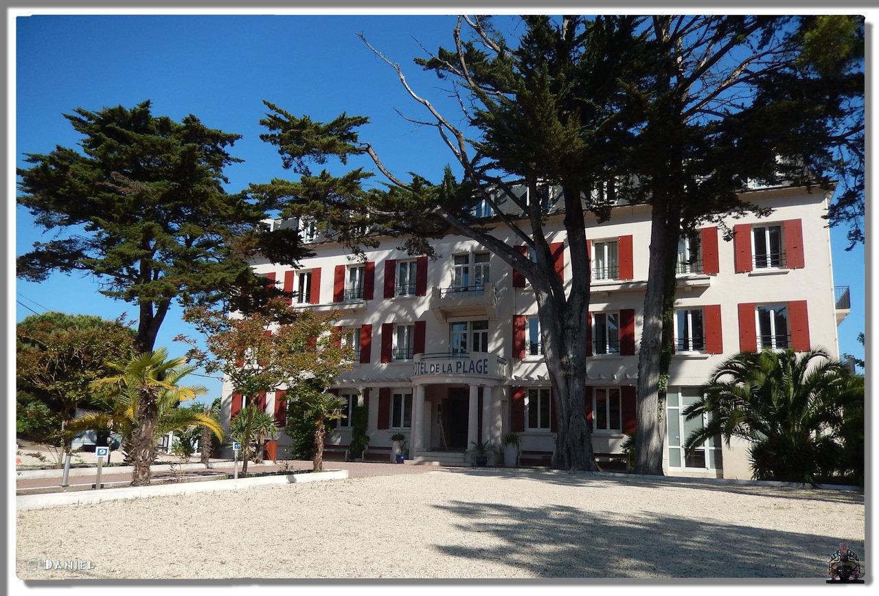 Hotel Saint Trojan Les Bains