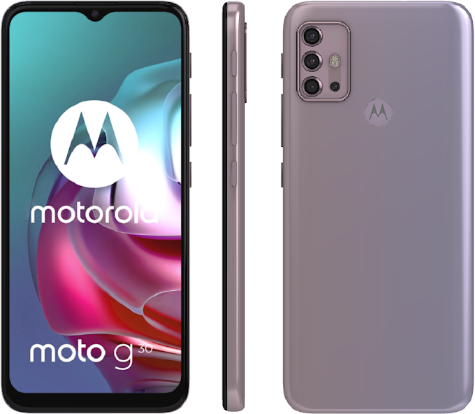 جوال Motorola Moto G30 بأفضل سعر على امازون السعوديه