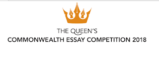 The Queen's Commonwealth Essay Competition Registration Guidelines - 2018/2019