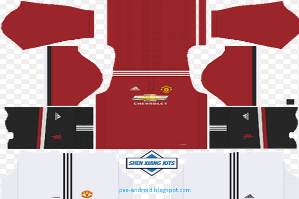 Download Kits Manchester United Leaked 2018/2019 For FTS