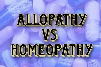 Difference Between Homeopathy vs Allopathy in Hindi