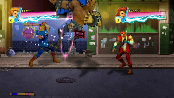 Double Dragon Neon (2014) Full PC Game Single Resumable Download Links ISO