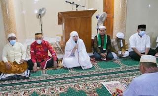 Safari Ramadhan di Desa Renda, Bupati Sumbang Pribadi Rp50 juta untuk Sarana Ibadah