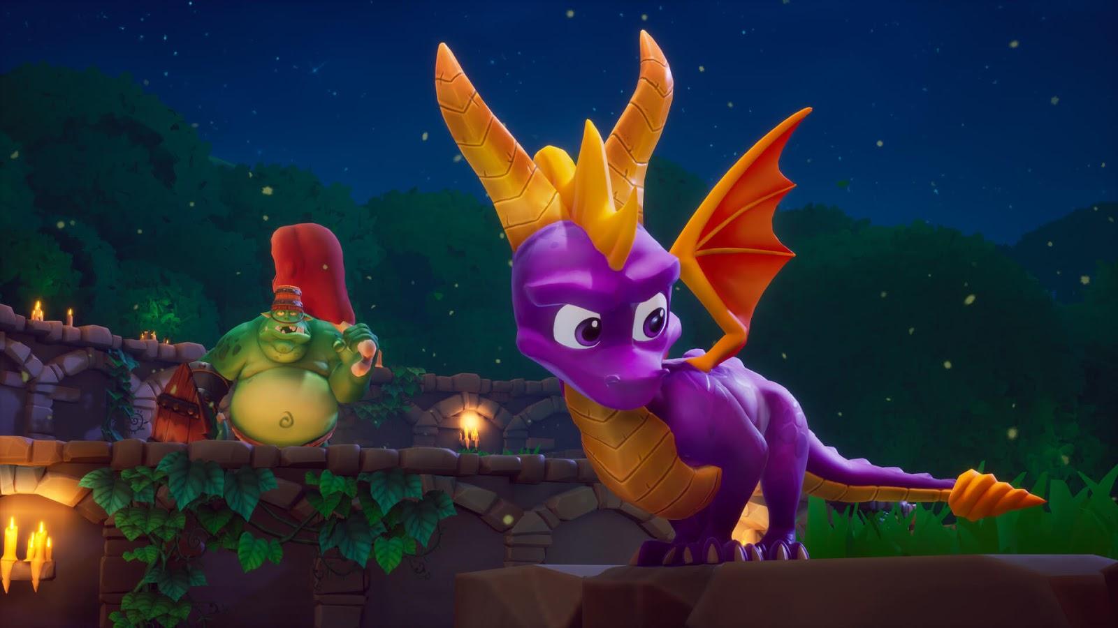 Spyro Reignited Trilogy Full Español