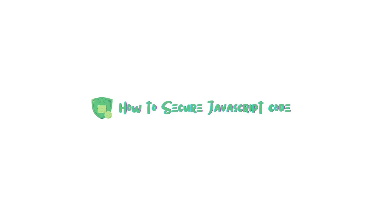 JavaScript code encryption is a technique to secure javascript code from code plagiarism.