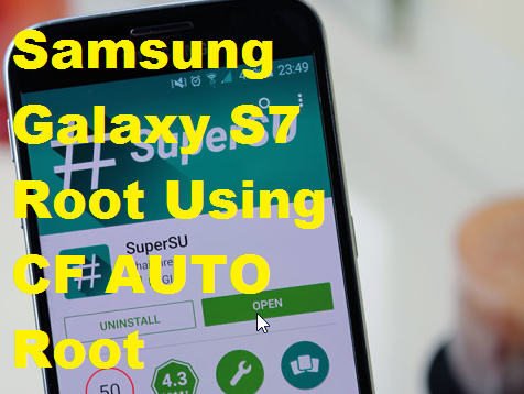 Root Samsung Galaxy S7