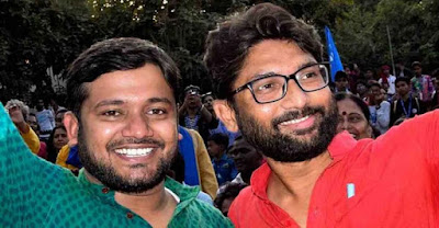 "Kanhaiya Kumar and Jignesh Mewani to join Congress on ""this"" day!"
