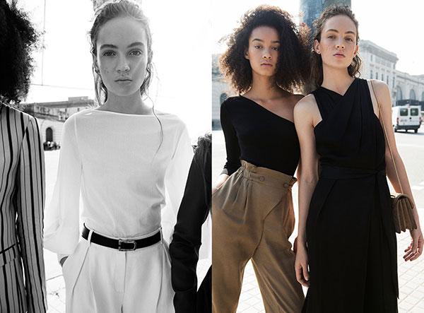 colección ropa mujer primavera verano Massimo Dutti