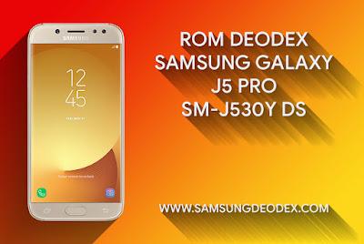 ROM DEODEX SAMSUNG J530Y