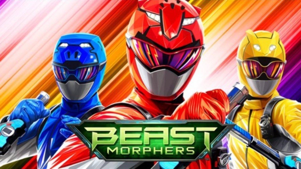 Henshin Grid Power Rangers Beast Morphers Beasts