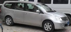Mobil Nissan Grand Livina Bantingannya Empuk