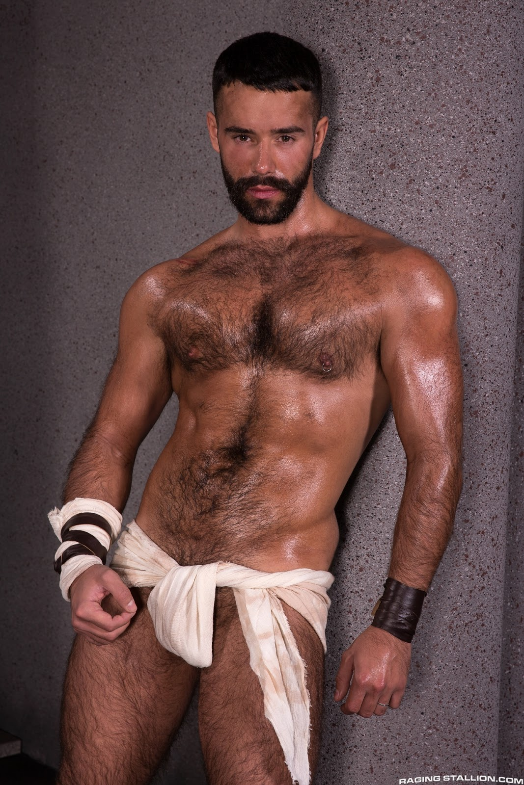 gay and hairy