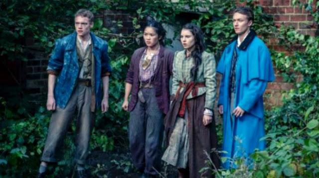 No season 2 for The Irregulars of Baker Street