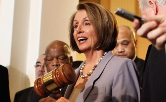 Nancy Pelosi: Voting for Democrats Gives 'Leverage' to Illegal Aliens