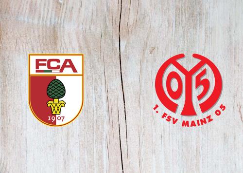 Augsburg vs Mainz 05 -Highlights 31 October 2020