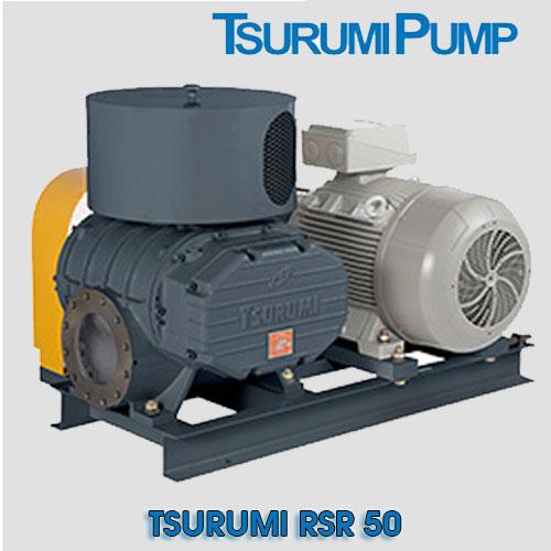 máy thổi khí tsurumi