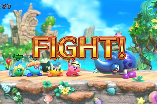 Free to play Super Kirby Clash is out now