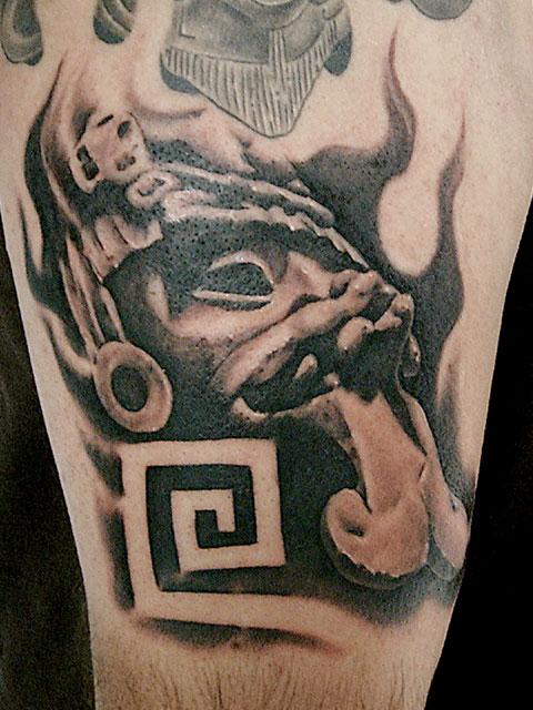 Multa Egipcio Tatuagem