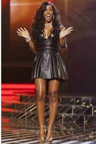 Style Crush Kelly Rowland X Factor Uk Bellahairbeauty