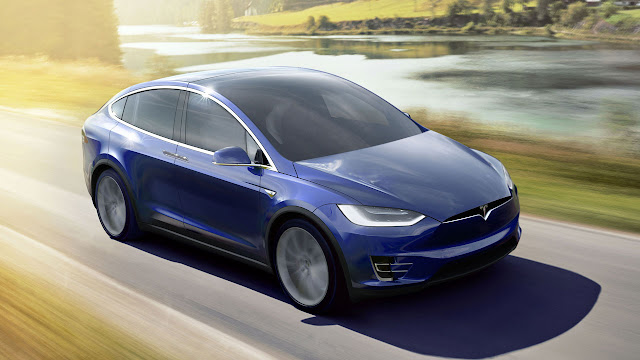 Tesla's model X to make UK debut at Goodwood's Festival of Speed