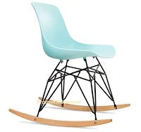 Logo Vinci gratis una sedia a dondolo del valore di € 39,90