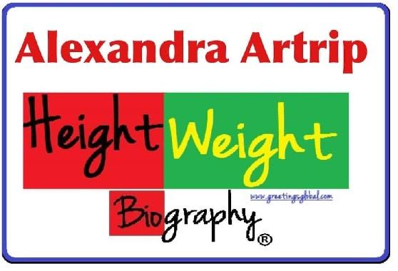 Alexandra Artrip 2020