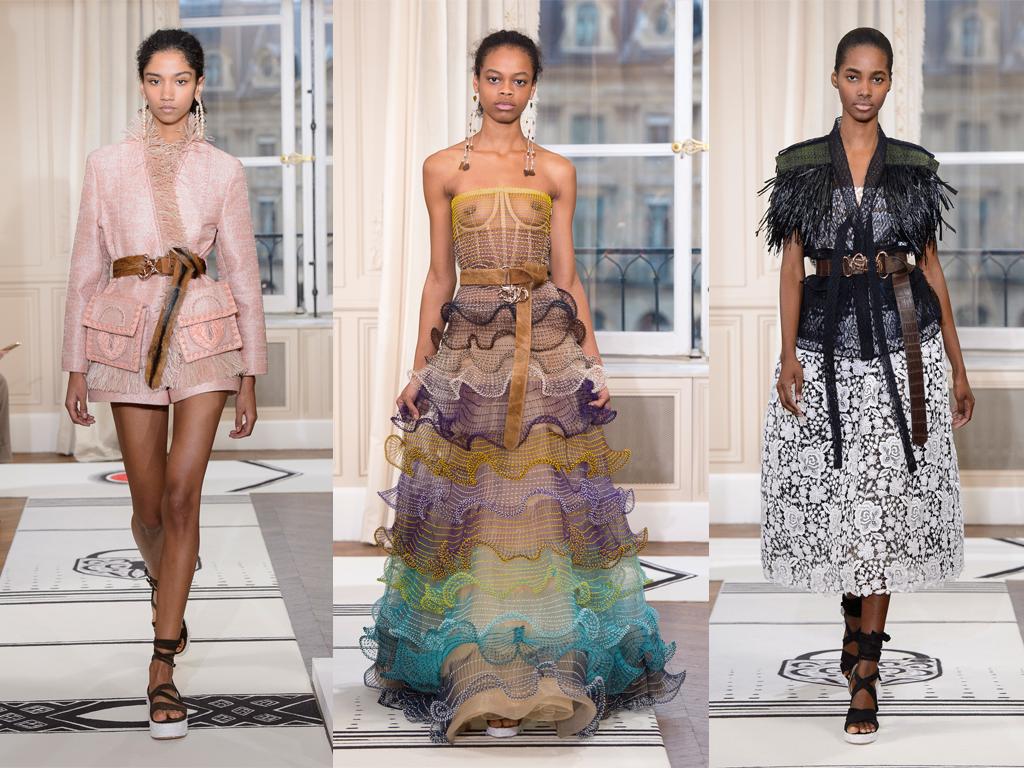 schiaparelli haute couture 2018 spring