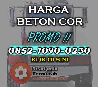 HARGA BETON COR READY MIX HOLCIM