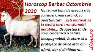 Horoscop Octombrie 2020 Berbec