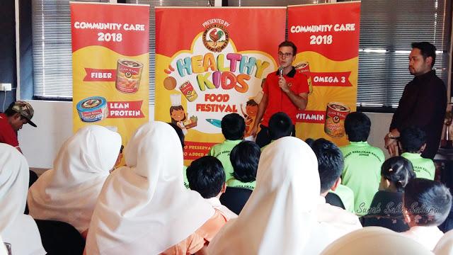 festival makanan kanak kanak sihat ayam brand didik tentang pilihan makanan  lebih sihat Resepi Ayam Untuk Kanak Kanak Enak dan Mudah