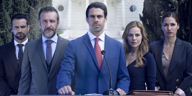 Secretos de Estados, Serie, Telecinco, Crítica