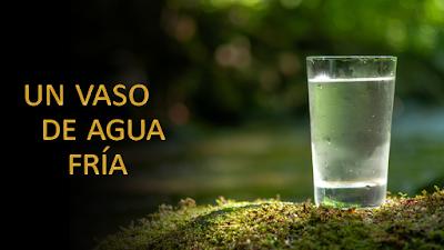 Evangelio según san Mateo 10,34—11,1: Un vaso de agua fría