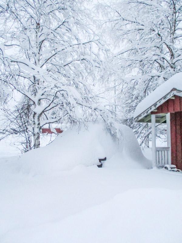 Vara-auto lumen alla