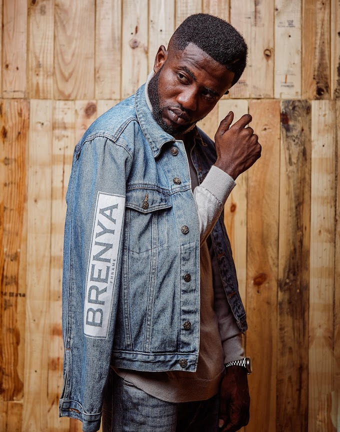 Phrame's 'Brenya' album earns nomination