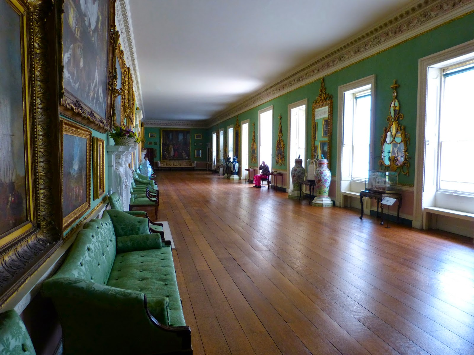 The Long Gallery, Osterley