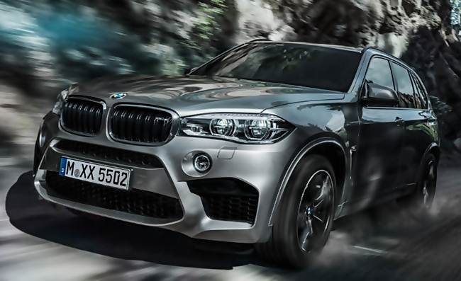 2017 BMW X5 M Redesign