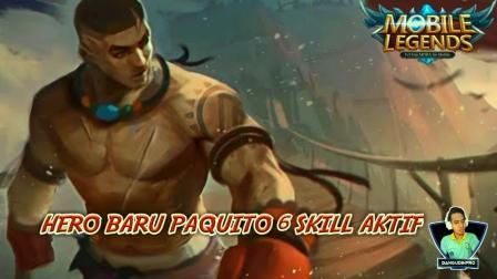 Paquito's new hero