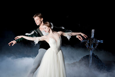 GISELLE, Marianella Nunez, Rupert Pennefather, Music - Adolphe Adam, Production - Peter Wright, Designs - John MacFarlane, The Royal Ballet, London, UK, Image from Photo Shoot, Credit: Johan Persson/