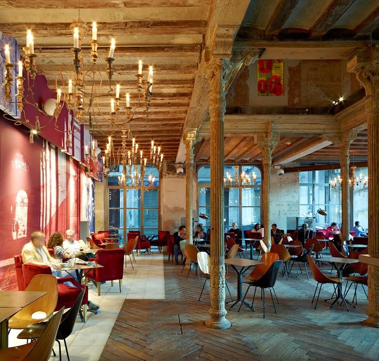 Estudio Nap Blog Ocaña Cafetería Club Restaurante Bar