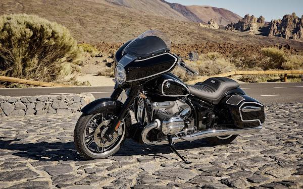 BMW Motorrad lança R 18 Transcontinental e R 18 B - fotos e detalhes