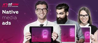 Alternatif Jaringan Iklan AdNow, Infolink dan Revcontent