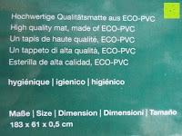 Material: Yogamatte »Annapurna Comfort« / Die ideale Übungs-Matte für Yoga, Pilates, Gymnastik. Maße: 183 x 61 x 0,5cm / In vielen Trend-Farben erhältlich.