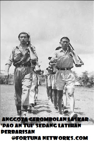 Kekejaman Milisi Cina Indonesia 'Poh An Tui' Terhadap Kaum Pribumi