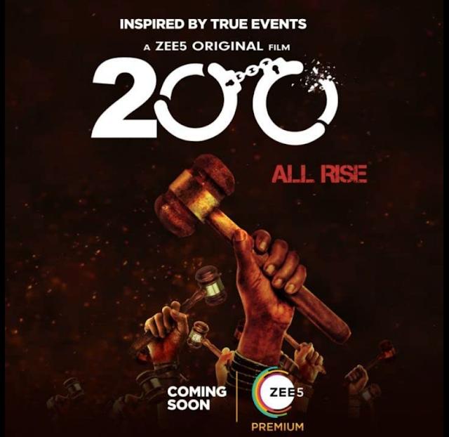 200 Halla Ho 2021 x264 720p WebHD Esub Hindi THE GOPI SAHI