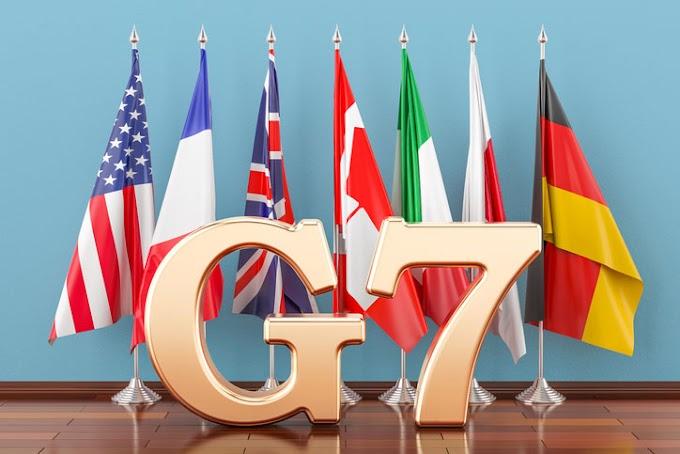 اجتماع الدول الصناعيه الكبري (G7) وتأثيره على الاسواق