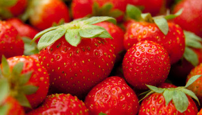 GET SPARKLING-WHITE TEETH WHEN YOU USE STRAWBERRIES AS TEETH-WHITENERS Your teeth are the greatest assets you have when it comes to social interactions. They are an integral part of your smile, and the best smile always comes with the whitest teeth. But teeth whiteners are known to damage the enamel of the teeth. They have several other side-effects associated with their use. It is time to try out some natural ones to whiten your teeth.  The easiest and most efficient way is going to be to use strawberries. You can always mash-up strawberries into a paste in a bowl to begin with. Dip your toothbrush into the mashed paste you have prepared this way. Apply it over your teeth. Regular application is likely to show up positive results within two weeks.  The magic is achieved by the malic acid in strawberries. But you should be sure to get some ripe strawberries for yourself to do the trick. They contain a lot more malic acid in contrast to the citric acid contained in them.  Rubbing the teeth with strawberries is going to transfer some of the malic acid to your teeth. This is going to move away some of the debris that has accumulated over time to give your teeth a yellow hue. The cleaning action is going to leave your teeth white like never before.  For best results, you should take care to repeat the application at least twice a day. Your teeth need care and attention as much as any other part of your body, so do try out the formula using strawberries.